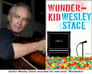Author Wesley Stace recorded his new book Wonderkid